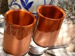 Terracotta Coffee Cups (Pair)