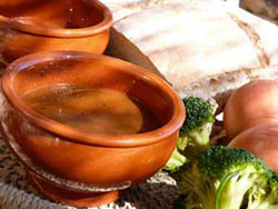 Terracotta Soup Bowl (Set of 4)