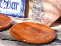 Terracotta Side Plates- Pair-18cm